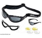 Body Specs RX Prescription BSG Black, Demi Tortoise Goggles / Sunglasses