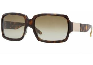 Burberry BE4076 Progressive Sunglasses, Tortoise Frame, Brown Gradient #300213