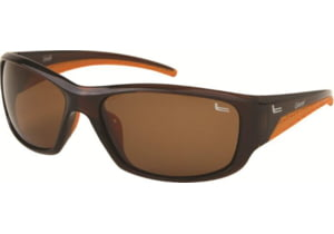 Coleman 6017 Single Vision Prescription Sunglasses - Brown Frame CC1 6017-C3RX