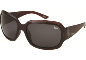 Coleman 6024 Single Vision Prescription Sunglasses - Burgundy  Frame CC1 6024-C3RX