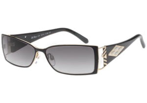 Diva 4150 Sunglasses - 206 Black