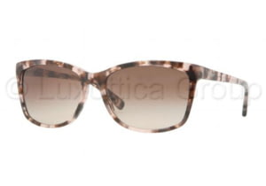 DKNY DY4090 Sunglasses 354813-5817 - Brown Gradient Frame
