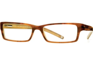 Kenneth Cole New York KC0662 Eyeglass Frames - Dark Havana Frame Color