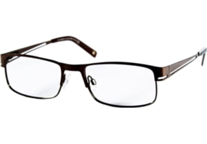 Kenneth Cole New York KC0697 Eyeglass Frames - Shiny Dark Brown Frame Color