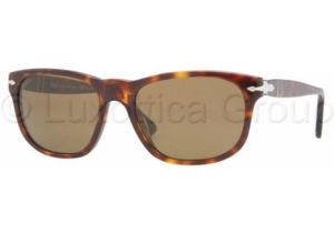 Persol PO2989S Sunglasses 24/57-5718 - Havana Crystal Brown Polarized