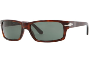 Persol PO2997S Sunglasses Havana Crystal Green
