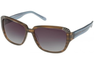 Randees Kandees 5 Progressive Rx Sunglasses - Olive Brown-Blue Frame, Olive Brown-Blue, 57-15-135 RK5-502PRG
