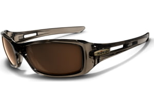 Revo Red Point 4039 RX Progressive Sunglasses - Brown Smoke Nylon Frame RE4039-03PROG
