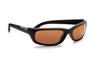 Serengeti Coriano, Satin Black Frame, Polar PhD Drivers Lens, 7425