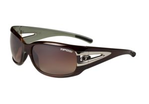 Tifosi Lust Sunglasses - Sagewood Frame, Brown Gradient Lenses 0160403879