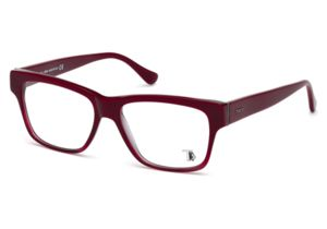 Tod's TO5097 Eyeglass Frames - Bordeaux Frame Color