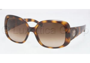 Tory Burch TY9006Q TY9006Q Single Vision Prescription Sunglasses TY9006Q-510-13-5718 - Lens Diameter 57 mm