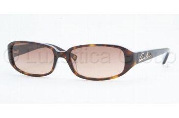 Anne Klein AK 3154 Sunglasses Styles Tortoise Frame / Brown Gradeint Lenses, 202 60 5215