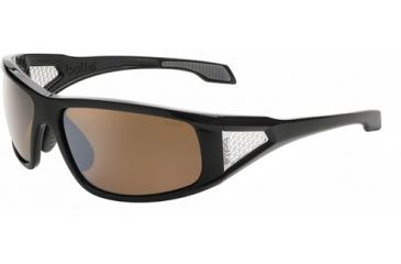 Bolle Diablo Progressive Prescription Sunglasses - Shiny Black  Frame 11608PRG