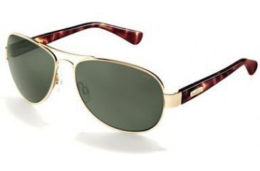 7014a82ce9b Bolle Madison Sunglasses with Shiny Gold Frame