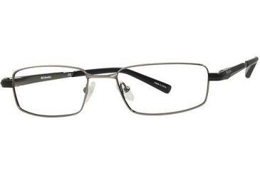 84325a0a388 Columbia Gifford Single Vision Prescription Eyeglasses - Frame Matte  Gunmetal Black