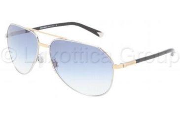 e3a2ddef5b87 Dolce&Gabbana DG2094 Sunglasses 024/19-6114 - Silver/Gold Blue Gradient
