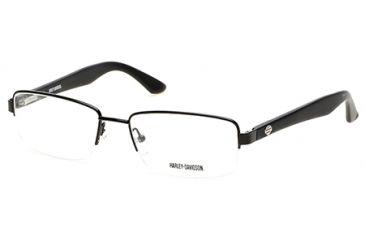 1cb09143fe7c5 Harley Davidson Eyewear HD0731 Eyeglass Frames - Matte Black Frame Color