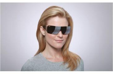 Maui Jim Honolulu Sunglasses w/ Metallic Gloss Copper Frame and HCL Bronze Lenses - H520-23, On Model