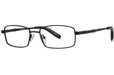 LAmy C by L'Amy 603 Single Vision Prescription Eyeglasses - Frame Black, Size 53/17mm CYCBL60303