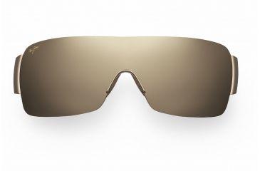 Maui Jim Honolulu Sunglasses - Metallic Gloss Copper Frame, HCL Bronze Lenses - H520-23