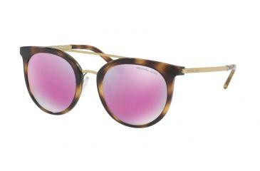 20debc74129 Michael Kors ILA MK2056 Sunglasses 32704X-50 - Dark Tortoise Frame