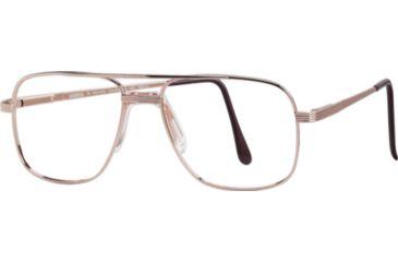 National NA0057 Eyeglass Frames - Gold Frame Color