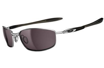 4c320927b6f Oakley Blender Progressive Prescription Sunglasses - Lead Grey Smoke Frame  OO4059-01