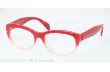 4d0c24b05ef Prada Journal PR01QV Eyeglass Frames FREE S H PR01QV-1AB1O1-54. Prada  Eyeglass Frames