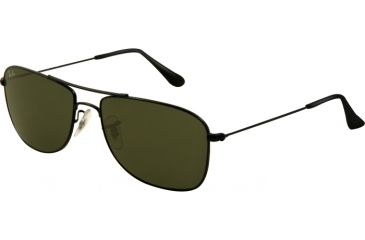 695ac310870 Ray-Ban RB3477 Single Vision Prescription Sunglasses RB3477-002-5616 - Lens  Diameter