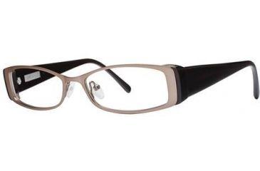 Theory TH1115 Bifocal Prescription Eyeglasses - Frame Light Brown/Brown, Size 51/15mm TH111501