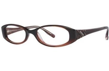 Theory TH1127 Bifocal Prescription Eyeglasses - Frame Black Cherry, Size 50/16mm TH112701