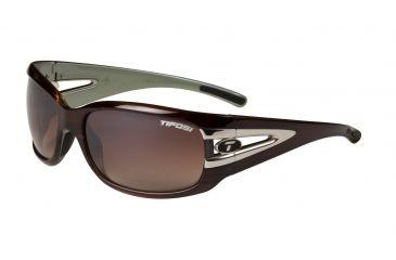 Tifosi Lust Bifocal Prescription Sunglasses - Sagewood Frame 0160403879