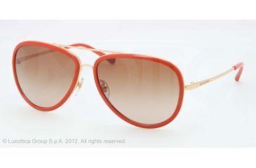 Tory Burch TY 6025 TY6025 Sunglasses 204/13-58 - Gold Orange