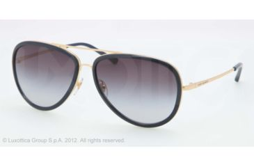 Tory Burch TY 6025 TY6025 Sunglasses 286/11-58 - Gold/Navy