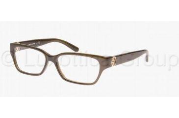 8e772a088feb Tory Burch TY2025 TY2025 Single Vision Prescription Eyeglasses 735-5114 -  Olive Frame