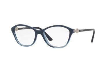 d34605c847 Vogue VO5057 Eyeglass Frames 2412-51 - Top Blue Gradient Azure Frame