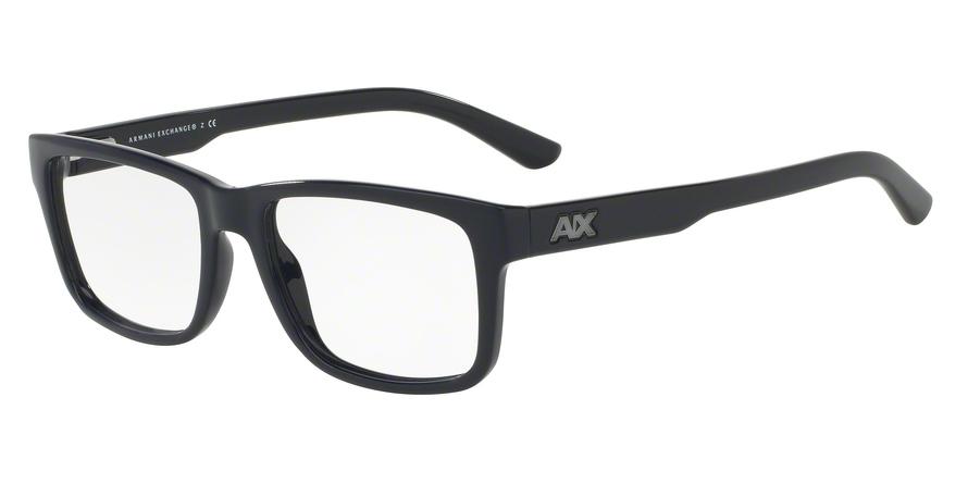 9b66ae1cfa4 Armani Exchange AX3016 Eyeglass Frames AX3016-8078-53