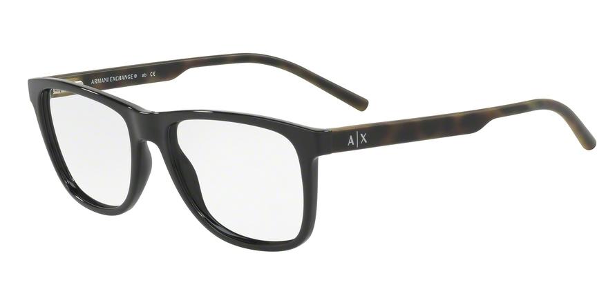 638ebcbca5b Armani Exchange AX3048F Progressive Prescription Eyeglasses FREE S H  AX3048F-8158-56-PRO