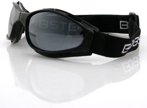 f8b8eb8d0c6be Bobster Crossfire Small Folding Goggles with Black Frame BCR001 ...