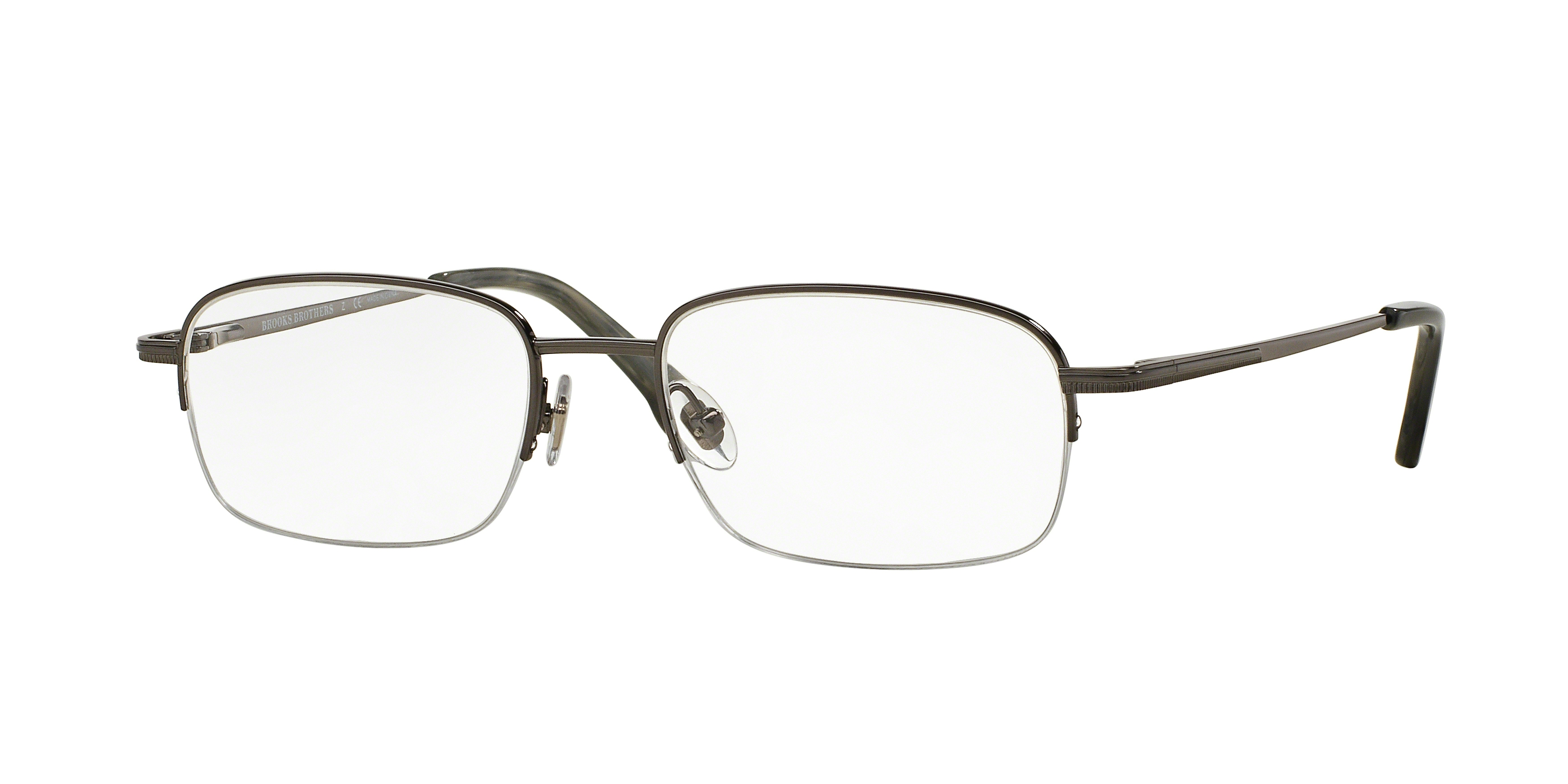 31ae6c5c01 Brooks Brothers Bb 487t Eyeglasses BB487T with Rx Prescription Lenses FREE  S H BB487T-1511T-52. Brooks Brothers Single Vision Eyeglasses for Men.
