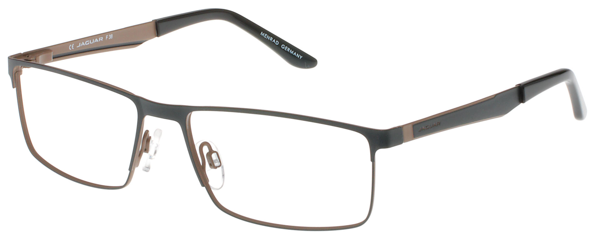 95af6f67460 Jaguar Spirit 33585 Single Vision Prescription Eyeglasses FREE S H  JG335851075SV