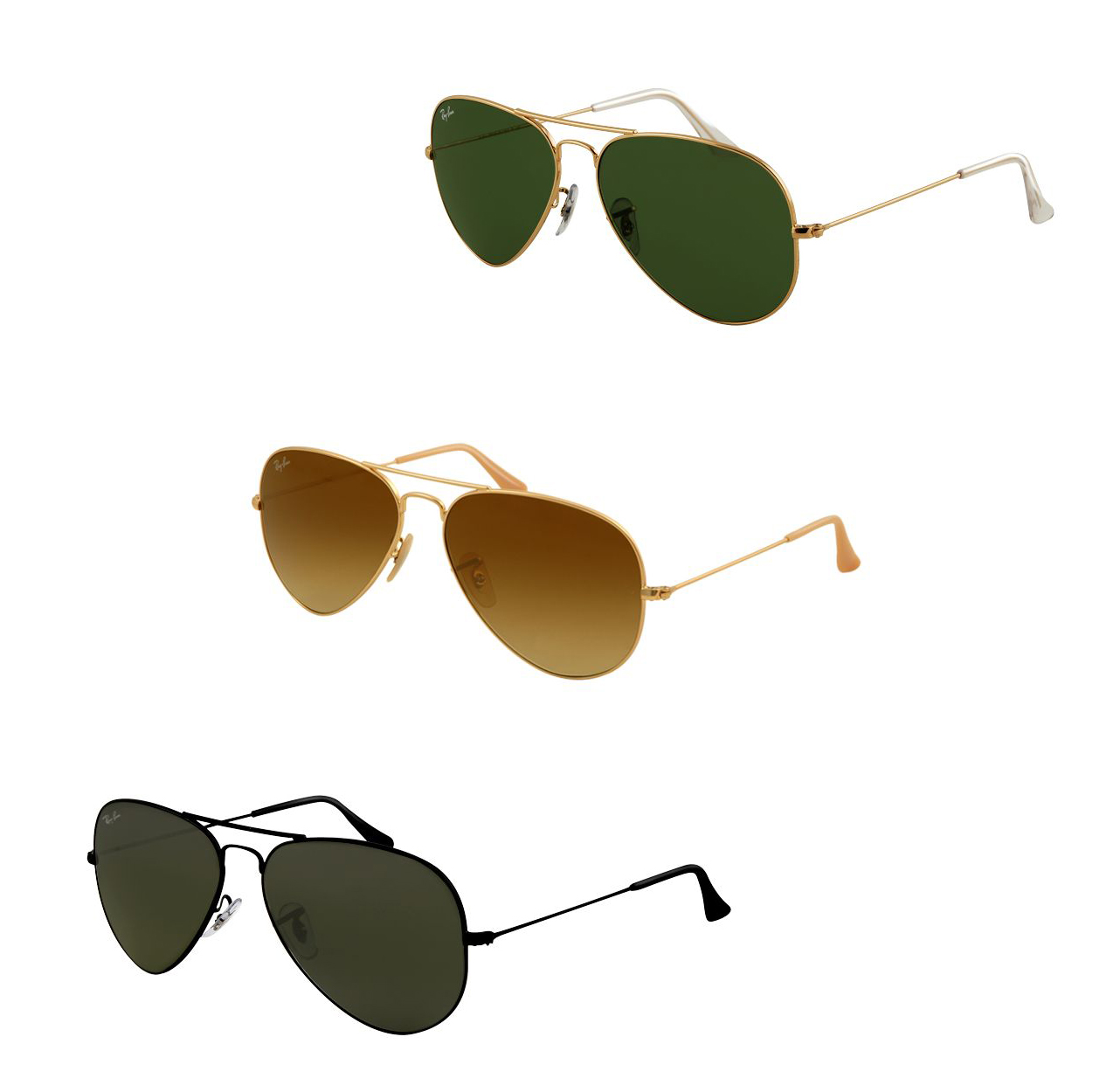 Ray-Ban Aviator Large Metal Sunglasses RB3025 FREE S H RB3025-9064V8-58,  RB3025-004-58-62, RB3025-L0205-58, RB3025-112-19-58, RB3025-001-57-62, ... 44a23f3bf7