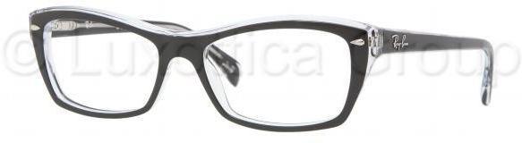 7297ba0c60a9 Ray-Ban RX5255 Bifocal Prescription Eyeglasses FREE S H RX5255-2034 ...